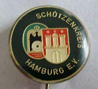 Schützenkreis Hamburg e.V. - Anstecknadel / PIN -