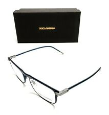 Dolce & Gabbana DG 1315 1280 Blue Men's Authentic Eyeglasses Frame 51-19
