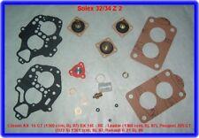 Solex 32/34 Z2,Vergaser Rep.Satz,Renault 21,Citroen AX-BX,Peugeot 205 GT