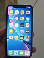 Apple iPhone Xr 64GB, Unlocked, Blue