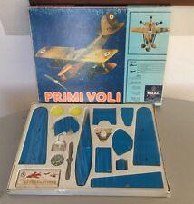 Bral Primi Voli  avion Costruzioni di Aerei Flieger Made in Italy#SEALED NIB