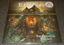 EPICA-THE QUANTUM ENIGMA-2014 2LP WHITE VINYL-100 ONLY-NIGHTWISH-NEW & SEALED
