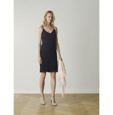 BNWT Womens Rosemunde Filippa Black Lace Mini Strap Dress M UK 12
