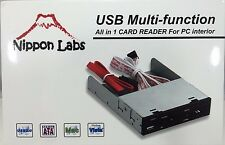 """Nippon Labs ICR-BB Delux 3.5"""" All-In-One Internal Card Reader/Writer"""