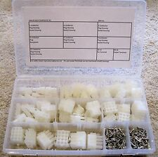 Molex MLX Connector and Terminal Kit 266 Pieces
