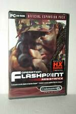 OPERATION FLASHPOINT RESISTANCE ESPANSIONE NUOVA PC CDROM VER ITALIANA VBC 48670