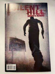 IDW SILENT HILL : SINNER'S REWARD #1 REGULAR COVER : NM CONDITION