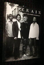 TRAIN My Private Nation poster 18x24 record store display promo poster