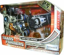 """Transformers Universe Voyager Class VECTOR PRIME 7"""" toy action figure RARE"""