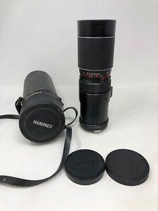 Vtg Hanimex Auto Tele-Zoom 1:4.5 f=90-230mm # 7102189