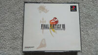 Final Fantasy VIII - Sony PlayStation 1 [NTSC-J] - Complete with Obi/Spine