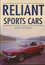 Reliant Sports Cars Sabre Scimitar GTE SS1 SS2 SST Bond Bug Cipher FW7 Rebel +