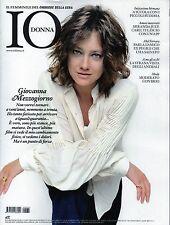 Io.Giovanna Mezzogiorno,Gisele Bundchen,Jonathan Coe,iii