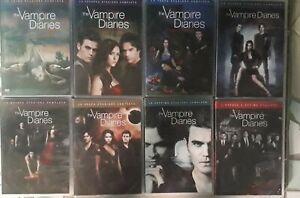 The Vampire Diaries. La Serie Completa [Stagioni 1-8 / Dvd] Warner