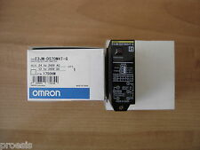OMRON E3JM-DS70M4T-G photo electric switch timer 70cm spread reflective AC/DC