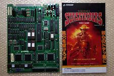 "Sunset Riders ""Konami 1991"" Jamma PCB Arcade Game"