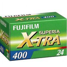 Fujifilm Superia X-Tra 400 135-24/Pellicola negativo colori scadenza Marzo 2018