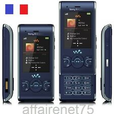 Téléphone Portable SONY ERICSSON W595 Mp3 Bluetooth Video Player,Caméra