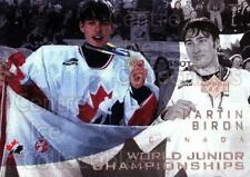 1996-97 UD Ice #118 Martin Biron