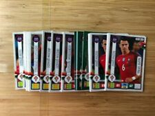 Panini Adrenalyn XL World Cup Football Trading Cards Portugal Panini