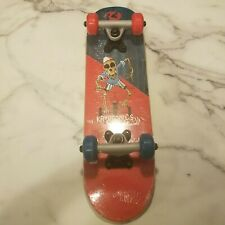Kryptonics Skateboard Skeleton on a tricycle New w/ Defects