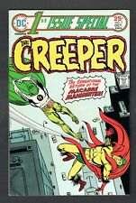 1st Issue Special The Creeper #7 DC Comics Bronze Age 1975 VF/NM Steve Ditko Art