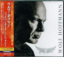 WOLF HOFFMANN HEADBANGER'S SYMPHONY 2014 JAPAN CD - ACCEPT GUITARIST - BRAND NEW