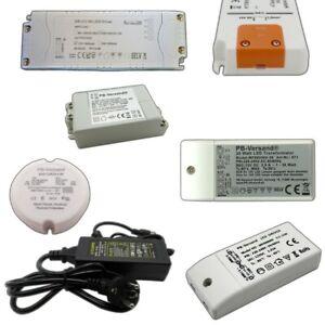 12V DC LED Trafo 8W 12W 15W 20W 24W 30W 45W 60W Transformator driver Netzteil