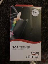 Britax Romer Versafix Duo Plus Car Seat Top Tether New