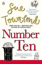 Number Ten, Sue Townsend, New Book