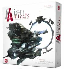 Alien Artifacts Board Game NEW in Box