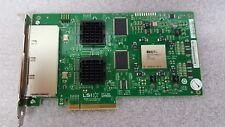 LSI Logic SAS31601E 16 Port SAS SATA PCIe (4) SFF-8088 Controller NEW Sealed