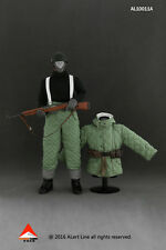 """Alert Line 1/6 Scale 12"""" WWII German Wehrmacht Paratroopers Jacket Suit 10011A"""