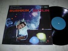 Bushkin Spotlights Berlino US Capitol