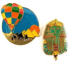 """Palloncino """"special shape"""" PIN/PINS-Egitto-piramidi & Sphinx [3395]"""