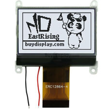 """1.8"""" 128x64,GLCD,Graphic LCD Module Display SPI Serial,ST7565P white Backlight"""