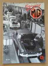 Enjoying MG. Volume 14 Number 5. May 1994 issue