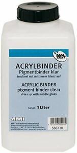 NEU Acrylbinder 1000 ml PREISHIT - EIN TOPPRODUKT VON KLEINESHOPWELT!!!