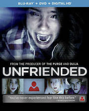 Unfriended (Blu-ray + DVD + DIGITAL HD w Blu-ray
