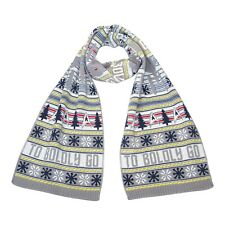 More details for star trek christmas scarf - official the original series xmas gifts for fans