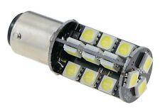 1157 Bay 15D 27smd P21/5W Car Led White Stop Tail Brake Light Lamp Bulb 12v