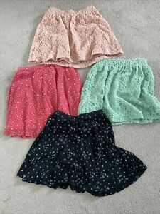 4 Girls Abercrombie Skirts, Size Small (9-10 Years)