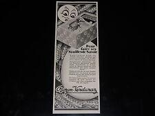 PUBLICITE - BOZON VERDURAZ - NOUILLES DE SAVOIE -  1930 - PRESSE - ADVERTISING