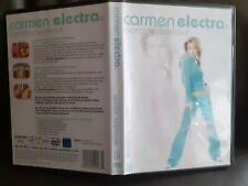 Carmen Electras - Aerobic Workout - Aerobic Striptease, DVD nr. 729.