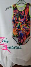 Boys Gymnastics Leotard Size 28 Brand New With Tags By Zed's Leotards
