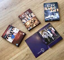 ER E R Complete Series 4-7 Season 4-7 E.R Seasons  4.5.6.7