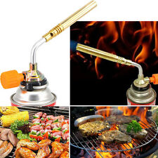 BBQ Tool Lighter Burner Butane Gas Blow Torch Hand Lgnition Camping Welding