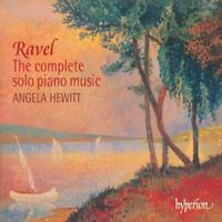 Maurice Ravel - Ravel: The Complete Solo Piano Music [CD]