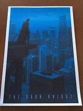 BATMAN The dark knight Art Print movie poster Large