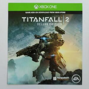 Titanfall 2 Deluxe Edition DLC Add On Content Xbox One